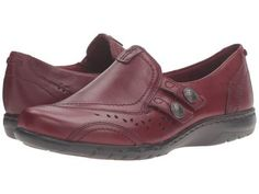 Rockport Cobb Hill Collection - Cobb Hill Penfield Patrice (Red) Women's Shoes