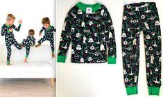 Hanna Andersson 110 130 Boys Sleep Shorts Sleeping Stars Shorts 5 8 NEW Gray NWT