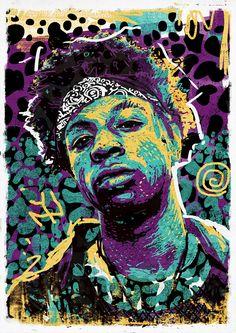 Hip Hop Portraits on Behance