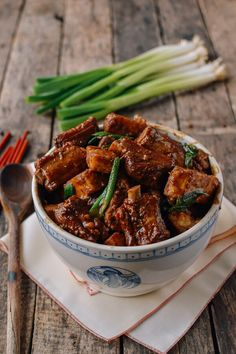 This braised pork ribs and taro stew is one of those lesser known comfort food dishes that our family used to make during the colder months. That said, I would have this pork and taro stew for dinner anytime of the year. It's not only a simple dish to make, we just love taro root. …