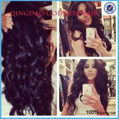 """100%human hair# factory wholesale#full lace wigs#lace front wigs#u part wigs Lace closure#lace frontal#hair extensions# Brazilian# Peruvain#India#Malaysian#Chinese#Combodian# All kind of texture#8""""-32""""#all color can be made#130%150%180%# alice lee Qingdao Goddess Hair Product Co.,ltd email: alice_lee@goddesshair.cn  Tel/Whatsapp: +8613210085003 Hotmail: alice_goddesshair@hotmail.com instagram: alice_goddesshair website:http://goddesshair.en.alibaba.com"""