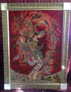 Persian Iran art frame