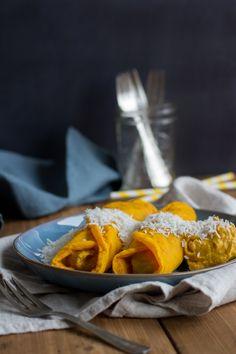 Pompoen Cannoli Gaps Diet, Paleo Treats, Paleo Dinner, Sugar Free, Cannoli, Low Carb, Ricotta, Lunch, Desserts