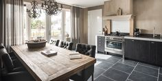 www.debongerd.nl Family kitchen