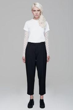 @Black Blessed #black #white #fashion #minimal #basic #elegant #designer #urban #urbanchic #dresses #pants #tshirt #top #leggings #white #simple #simplicity