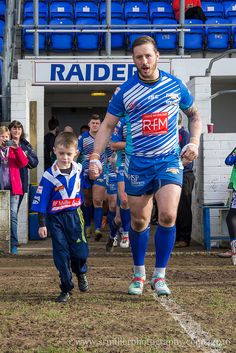 https://flic.kr/s/aHskwy5GBa | Barrow Raiders v Hunslet Hawks | Photos from the Barrow Raiders v Hunslet Hawks League 1 match 13/3/16