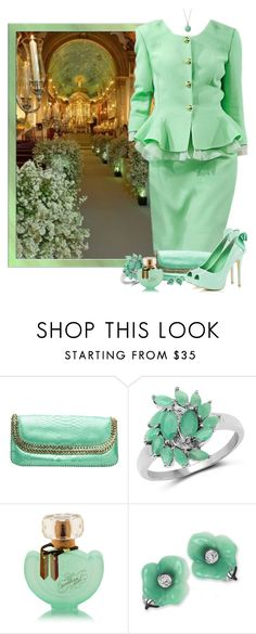 """Madrinha de casamento"" by sil-engler ❤ liked on Polyvore featuring Cashhimi, Malaika, River Island, Kenneth Jay Lane and Marby & Elm"