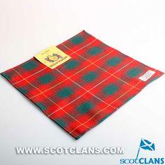 Clan MacPhie Wool Ta