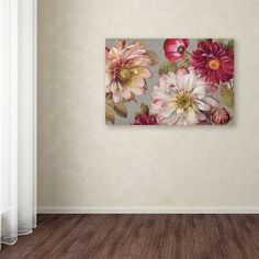 This Trademark Fine Art Classically Beautiful by Lisa Audit Printed Canvas Wall Art offers a stylish appeal to your home decor. My Canvas, Artist Canvas, Canvas Wall Art, Canvas Prints, Frames On Wall, Framed Wall Art, Detail Art, Contemporary Artists, Painting Prints