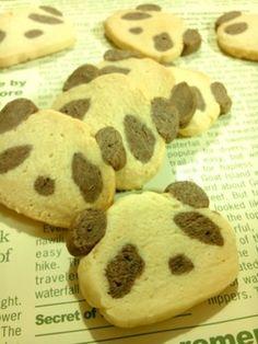 さくさくぱんだクッキー
