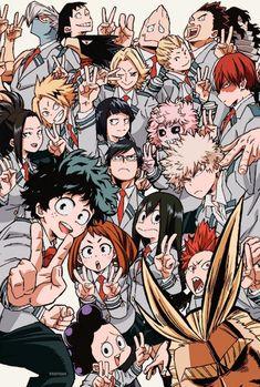 My Hero Academia Tsuyu, My Hero Academia Shouto, My Hero Academia Episodes, Hero Academia Characters, All Anime Characters, Deku Anime, M Anime, Anime Guys, Anime Art