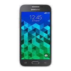 "Samsung Galaxy Core Prime - Smartphone libre Android (pantalla 4.5"", cámara 5 Mp, 8 GB, Quad-Core 1.2 GHz, 1 GB RAM), negro (importado) Samsung"