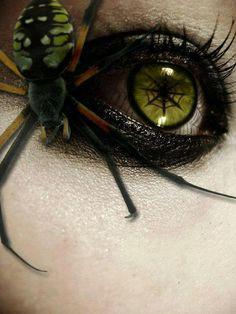 creepy Eye Love it