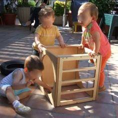 2411141343005389 Toddler Bed, Home Decor, Childhood Games, Cubes, Political Freedom, Child Bed, Decoration Home, Room Decor, Interior Design