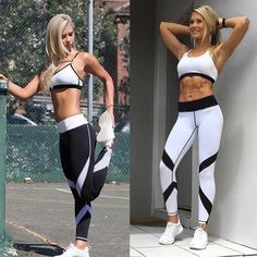 Gym Womens Yoga Pants Sports Leggings Athletic Clothes Fitness Running Sports Leggings, Leggings Are Not Pants, Workout Leggings, Leggings Store, Girls Leggings, Athletic Outfits, Sport Outfits, Athletic Clothes, Physical Fitness