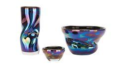 Tom Dixon Warp Bowls & Vase