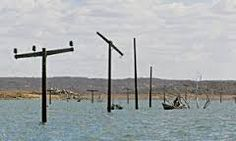Resultado de imagem para antiga jaguaribara