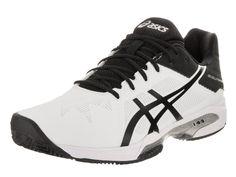 ASICS Asics Men's Gel-Solution Speed 3 Clay Tennis Shoe. #asics #shoes #