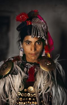 India woman dress traditionnaly Steve McCurry