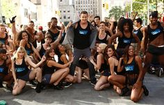 May of 2012 PMG organized and executed the first ever flash mob on the Today Show promoting the movie Magic Mike, staring Channing Tatum. Watch it hear http://www.youtube.com/watch?v=hIjHgjY0kPA
