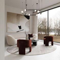 Minimalist Interior, Modern Interior Design, Interior Architecture, Minimalist Home Design, Interior Ideas, Living Room Inspiration, Home Decor Inspiration, Decor Ideas, Gift Ideas