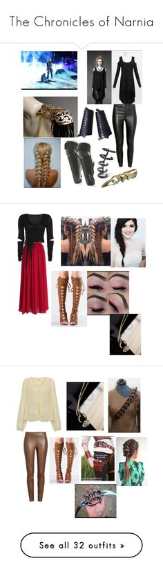 """The Chronicles of Narnia"" by dazzleeliana ❤ liked on Polyvore featuring Christian Dior, Kasun, Chicwish, Sweaty Betty, Joseph, Denim & Supply by Ralph Lauren, Dsquared2, Urban Decay, Crown and Glory and Monsoon"
