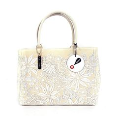 Oscar de la Renta Coated Canvas Tote * Be sure to check out this awesome product.