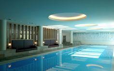 Wellnessbereich Hotel Esplanade Bad Saarow