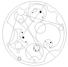 Till death do us part. In Gallifreyan. I NEED fo my wedding. Maybe a ring or something. HS