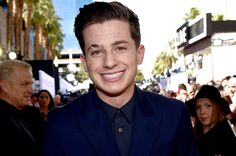 Charlie Puth at the 2015 BBMAs