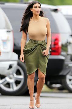 Best Kim Kardashian Looks 2014 - Kim Kardashian 2014 Style