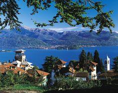 Lake Maggiore, Italy - I prefer this lake over Como or Garda