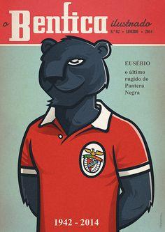 """Retrato de Eusebio """"La Pantera"""" #laturba"""