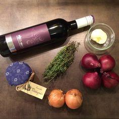 Brutálisan király hagymalekvár - A Gasztro Akrobata Tapas Recipes, Wine Rack, Side Dishes, Bakery, Spices, Hamburger, Homemade, Food And Drink, Cooking