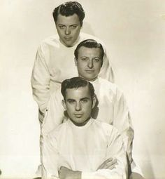 The Westmore Family is a prominent family in Hollywood make-up. Led by their patriarch, George Westmore, the family has had four generations serve Hollywood as make-up artists in various capacities since George's establishment of Hollywood's first make-up department in 1917. Perc, Wally and Bud Westmore.