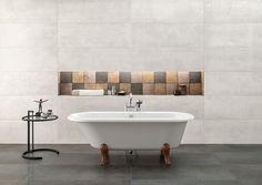 Ein Angesagter Mix Aus Beton Ist Die Neuheit Cottage Wall Von - Was kostet ein bad fliesen