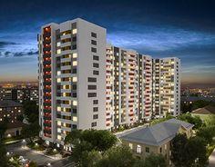 High-rise apartment building Ukraine, Kiev Высотный жилой многоквартирный дом Украина, Киев http://nash-budynok.com/