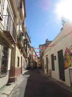 Málaga, Centro
