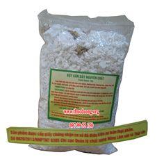 Bột sắn dây hương bưởi nguyên chất Bà Loan sản xuất tại Nam Định - Chuyên dùng cho người ăn theo phương pháp thực dưỡng Ohsawa
