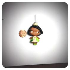 FIMO : the princess and the frog by ~MilkyWayHandmade on deviantART
