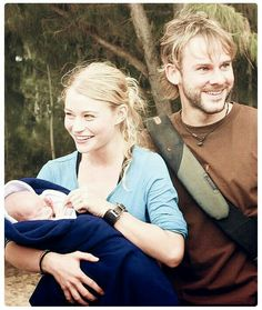 Claire and Charlie