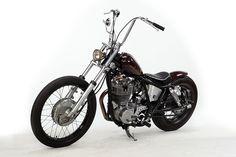Custom Bikes, Custom Bobber, Bike Style, Moto Style, Sr 500, Yamaha Sr400, Cool Bike Accessories, Cool Bikes, Vespa