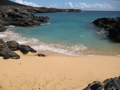 Ascension Island...Best seashell hunting in my life! I swear we woke up there and thought we were on the moon....but the coastline is AMAZING.