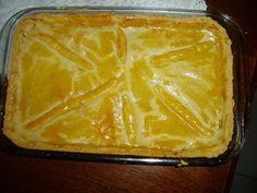 Imagem da receita Torta de frango com massa podre