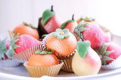 Algerian Almond Fruit Cookies (bySweetAlmond)