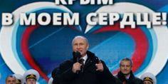 Vladimir Putin Isnât Going to Sabotagethe Iran Nuclear Talks Over Crimea - Russia doesn't want a nuclear Iran either  not to mention a possible U.S. military strike to prevent it.