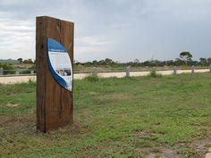 Hobsons Bay Water Education Trail Environmental Signage