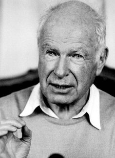 """Peter Brook--we brought his productions """"Love Is My Sin"""" and """"Fragments"""" to Theatre for a New Audience"""