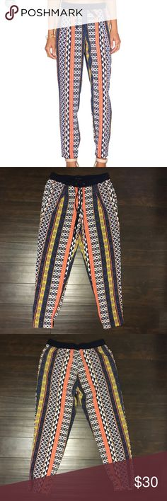 REVOLVE Sanctuary Moorea Joggers These are Sanctuary Moorea joggers from Revolve. They are in great condition and a size small. Sold out online! Sanctuary Pants Track Pants & Joggers