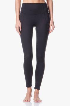 Spanx Shapewear - SPANX® Active Close Fit Pants - Zwart